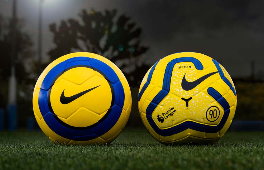 Ballon-Foot-Nike-Hi-Vis-Merlin-Premier-League