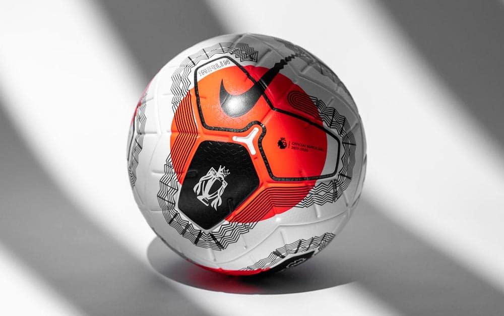 3ème ballon Nike pour la Premier League saison 2019-2020