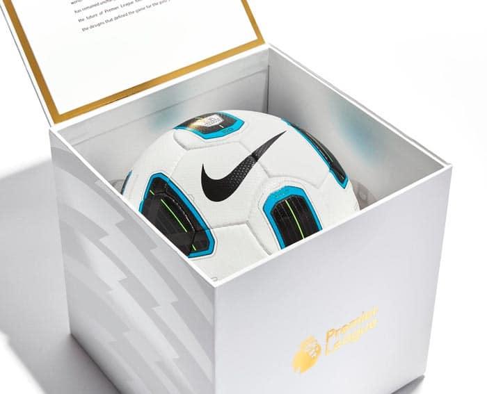 Ballon Nike Total 90 Tracer en édition limitée