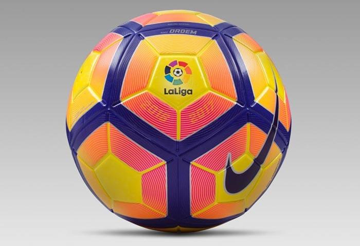 Ballon de football Nike Ordem 4 pour la Liga