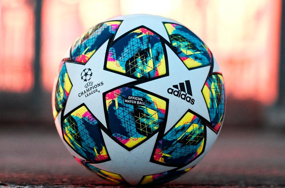 adidas dévoile le ballon officiel de la Ligue des Champions 2019-2020