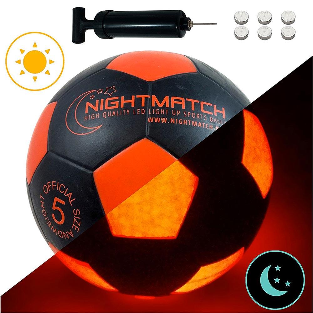 Ballon de Football Lumineux