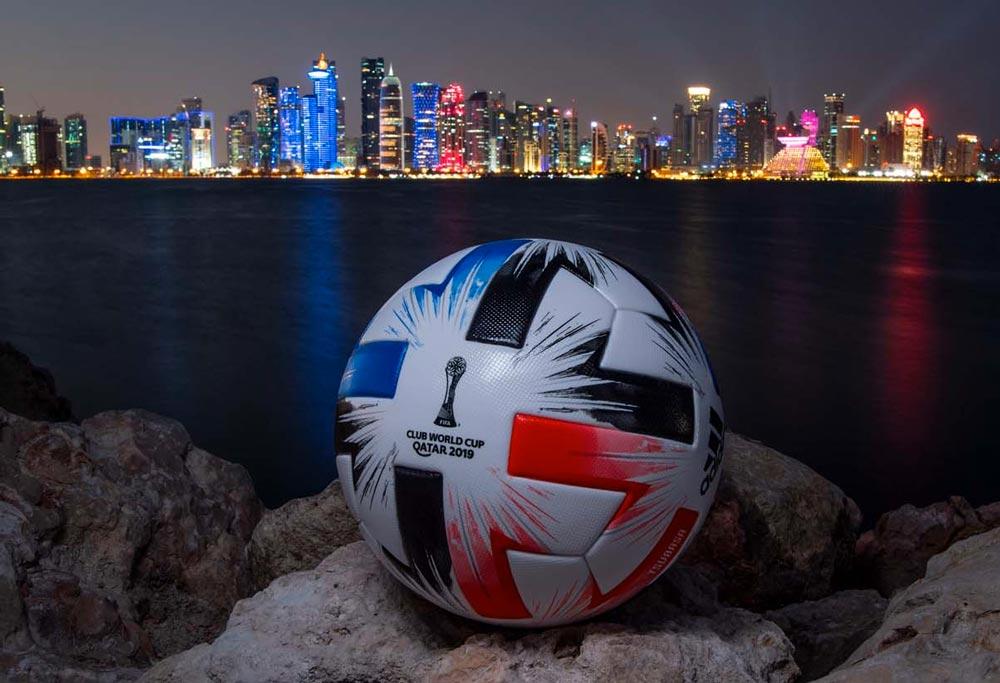adidas dévoile le ballon officiel de la Coupe du monde des clubs 2019