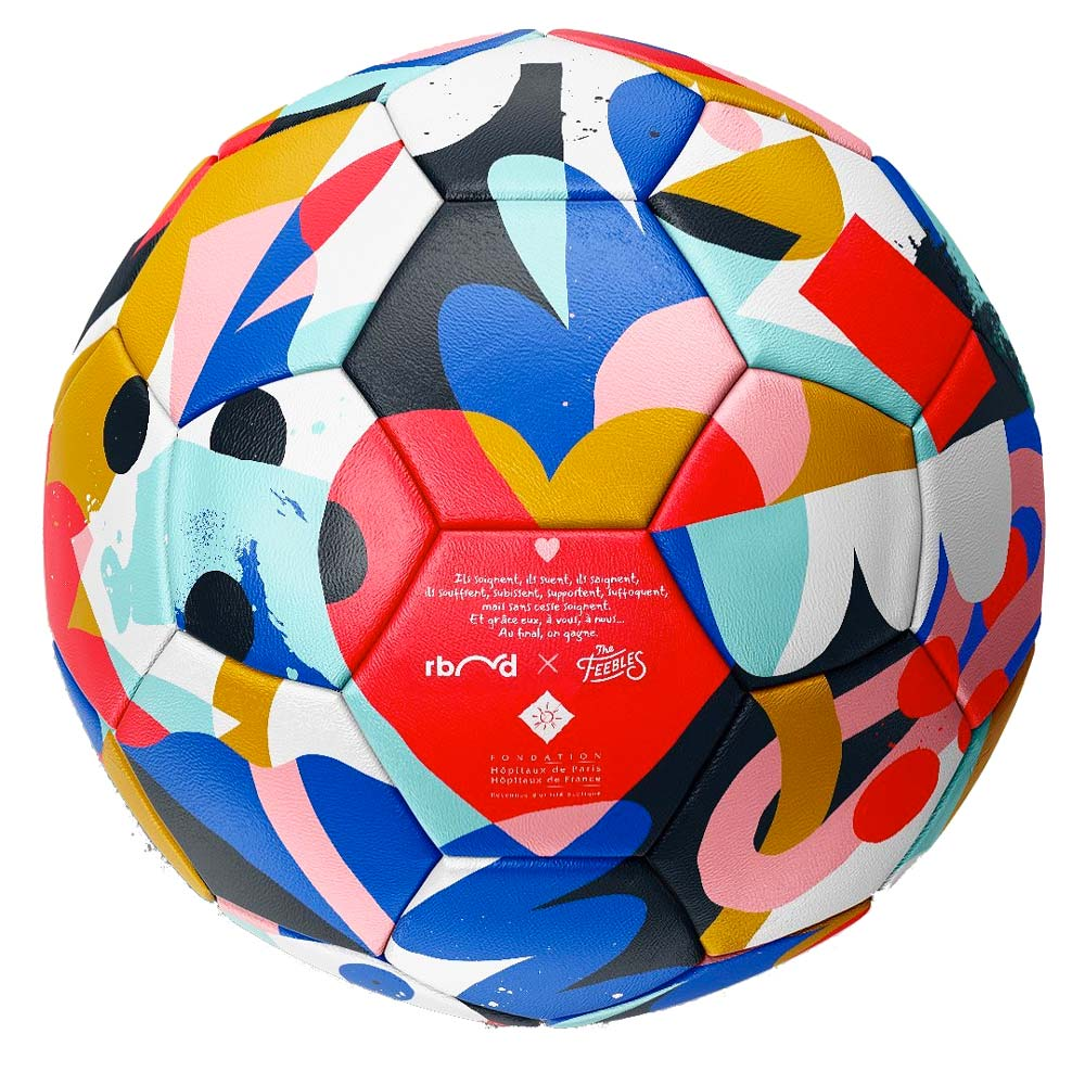 projet «Les ballons solidaires»