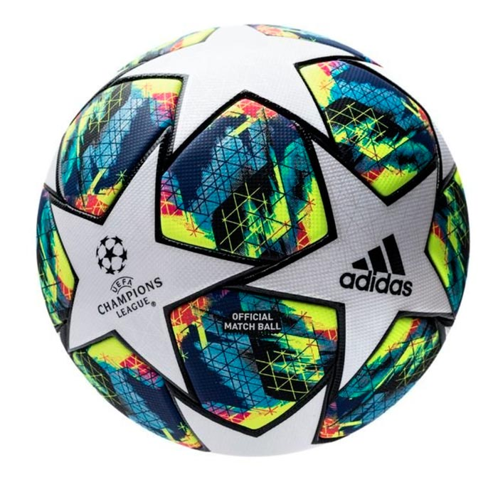 ballon officiel de la Ligue des Champion - 2019-2020