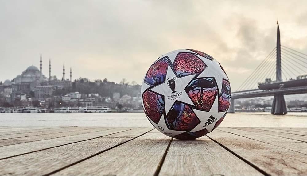 ballon officiel ligue des champions finale 2020
